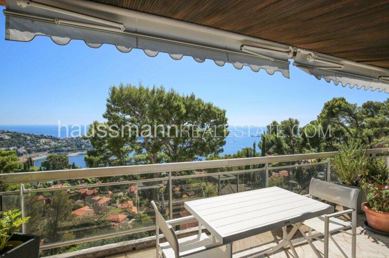 3 pièces avec terrasse et vue mer