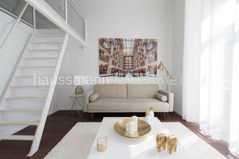 appartement de 2-3 pièces dans le carré d'or