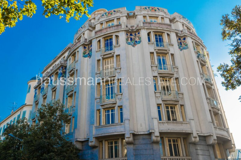 appartement modernisé dans un bijou des années 30