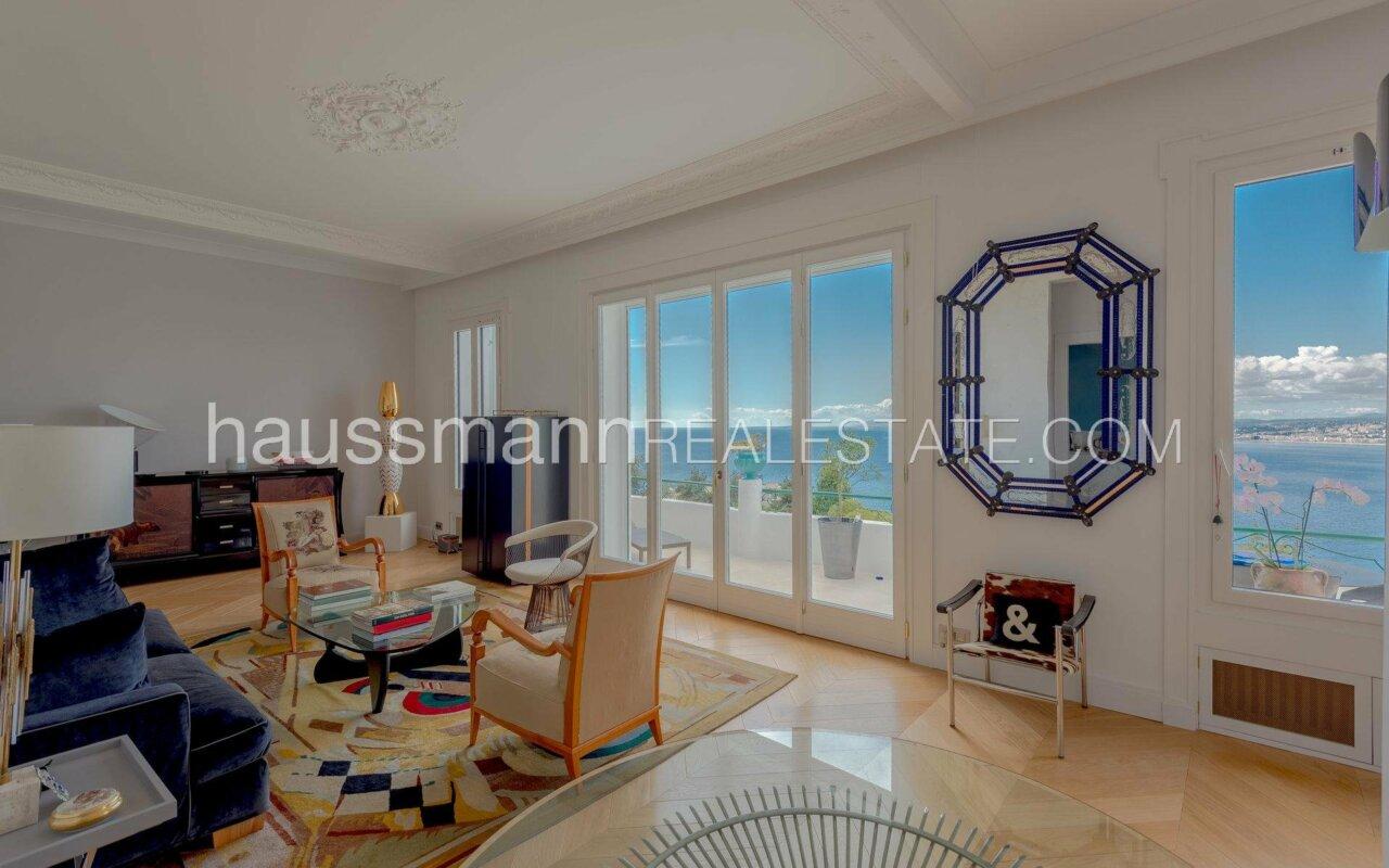 appartement Dernier étage Palais Belle Epoque image 1