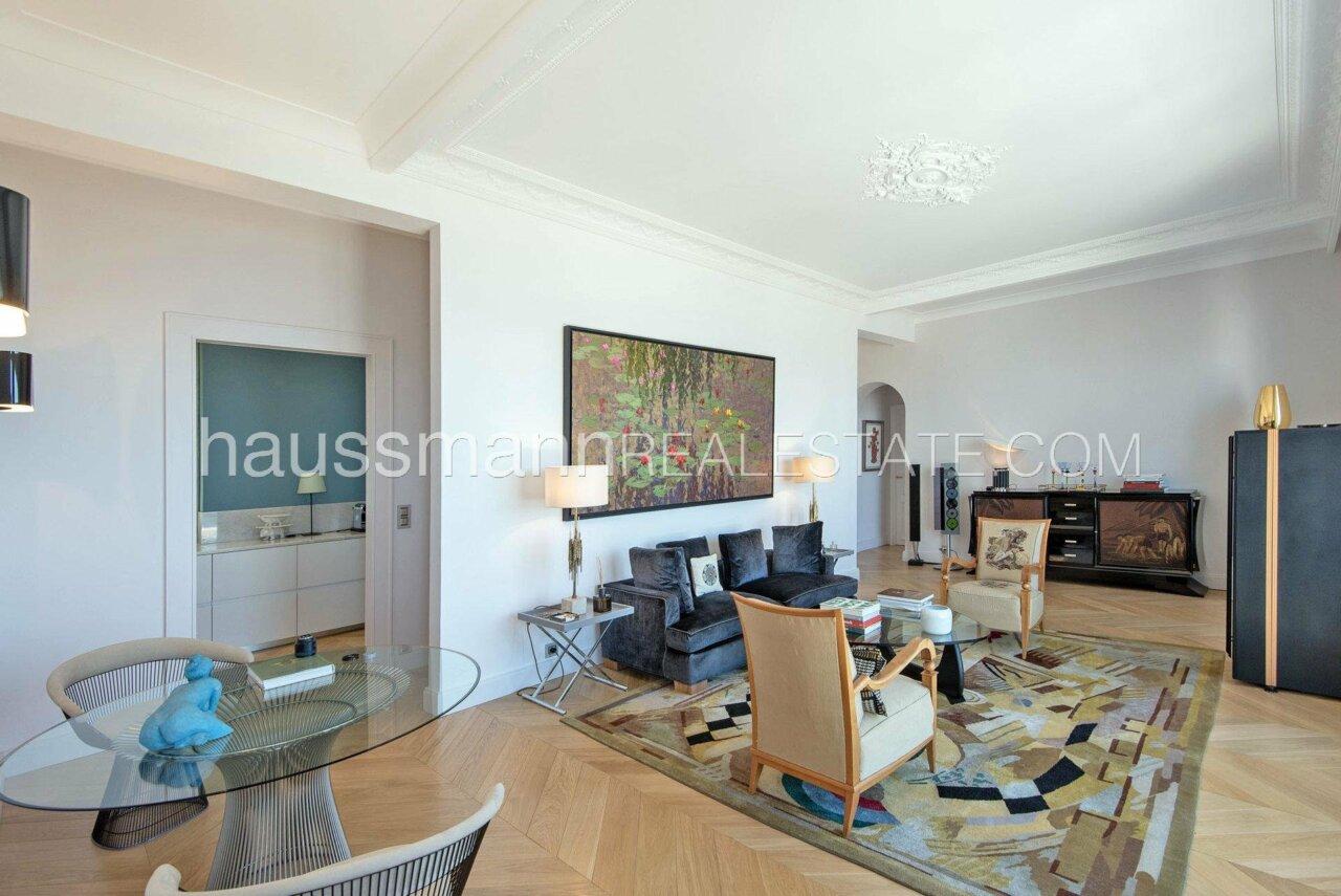 appartement Dernier étage Palais Belle Epoque image 13