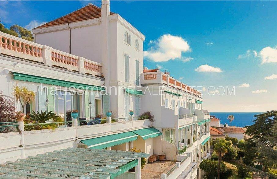 appartement Dernier étage Palais Belle Epoque image 14