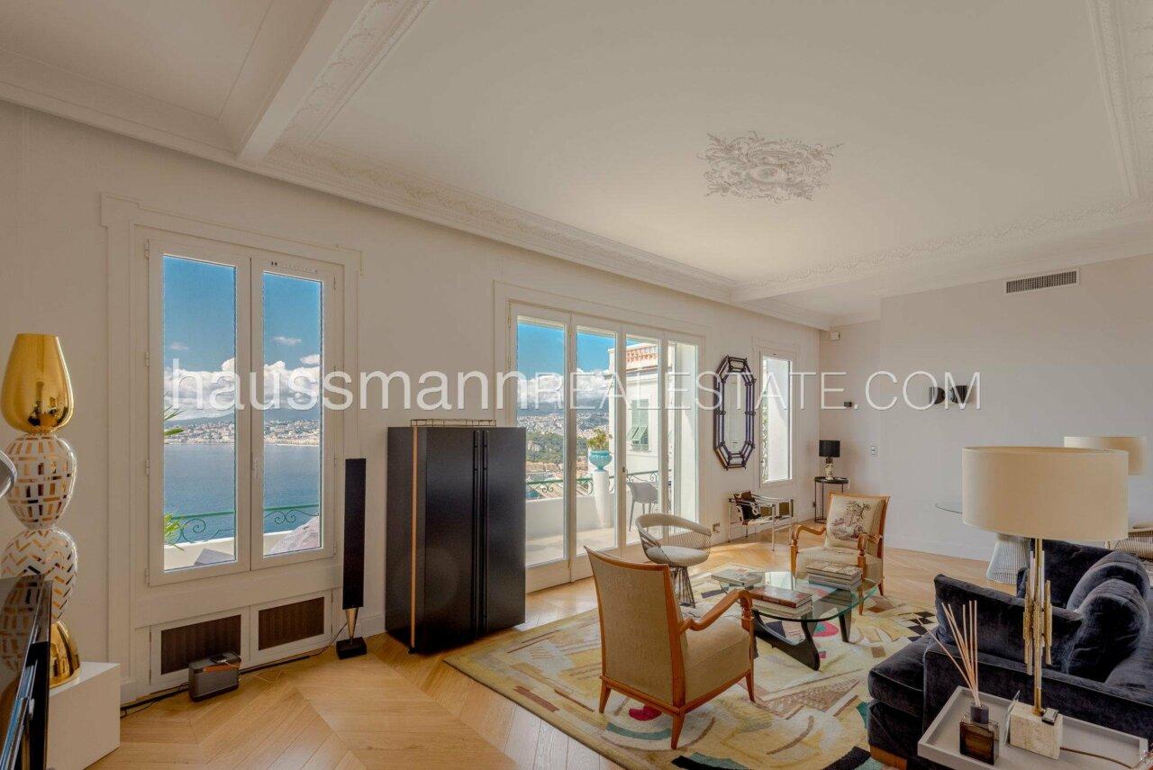 appartement Dernier étage Palais Belle Epoque image 15
