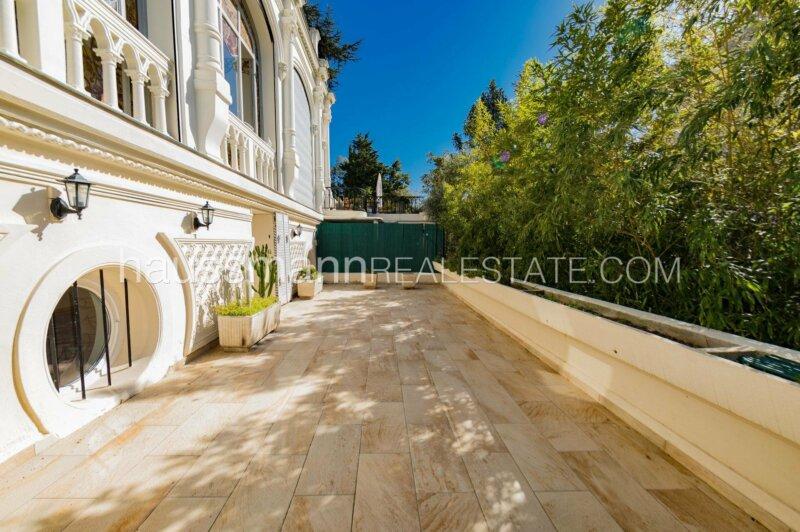 duplex de 144 m2 avec terrasse et loggia
