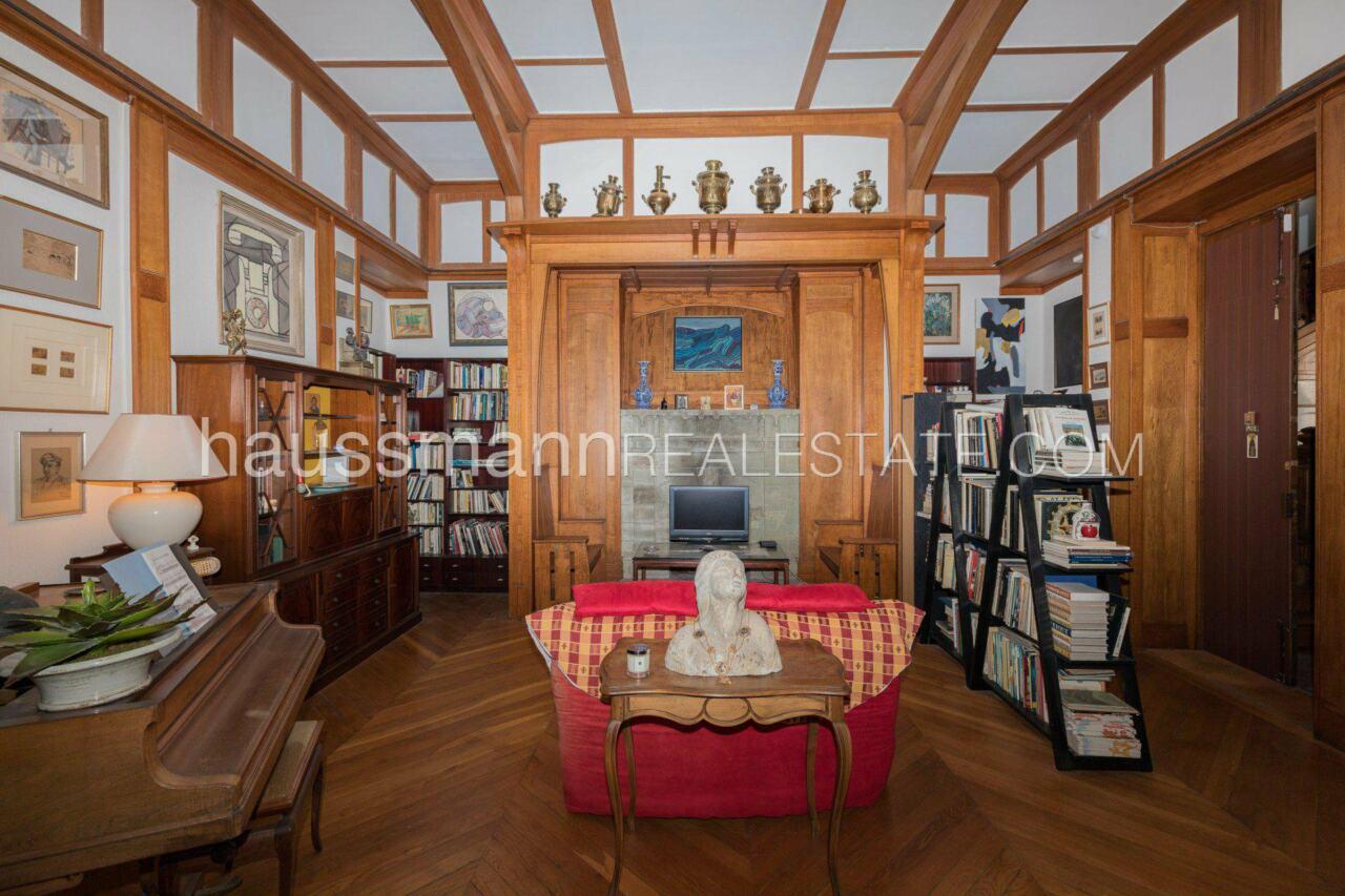 appartement Grand Appartement, terrasse 64 M2 face à la cathédrale russe image 9