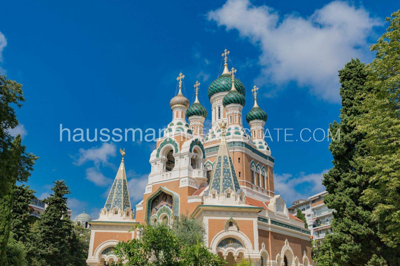 appartement Grand Appartement, terrasse 64 M2 face à la cathédrale russe image 22