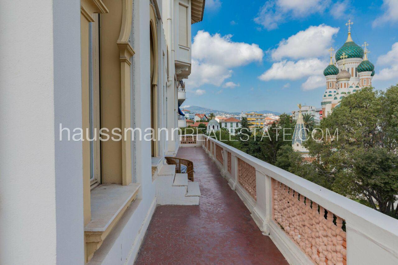 appartement Grand Appartement, terrasse 64 M2 face à la cathédrale russe image 19