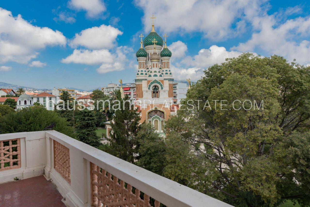 appartement Grand Appartement, terrasse 64 M2 face à la cathédrale russe image 17