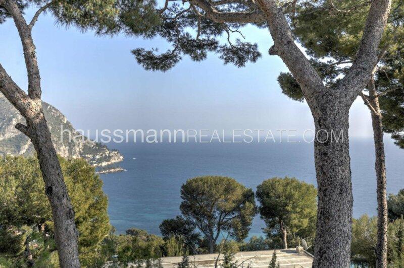 maison provençale à rénover avec vue mer